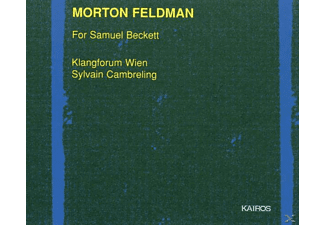 Klangforum Wien Sylvain Cambreling - For Samuel Beckett (1987) - (CD)