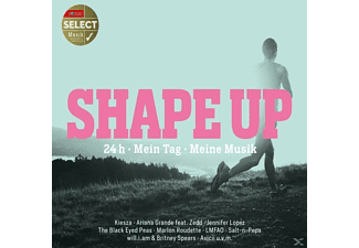 VARIOUS - Focus Edition: Shape Up - (CD)