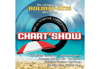 VARIOUS - Die Ultimative Chartshow-Holiday Hits - (CD)