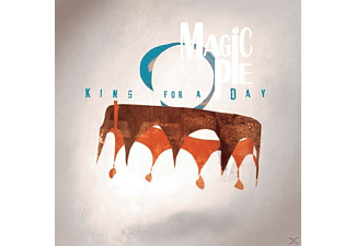 Magic Pie - King For A Day - (Vinyl)