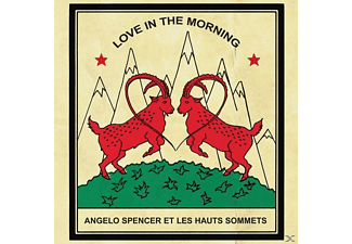 Angelo Spencer - Love In The Morning - (Vinyl)