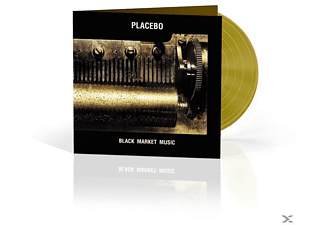 Placebo -  Black Market Music Limited Gold Edition [Βινύλιο]