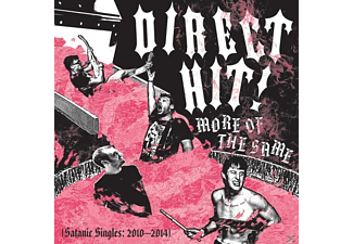 Direct Hit - MORE OF THE SAME - SATANIC SINGLES - (CD)
