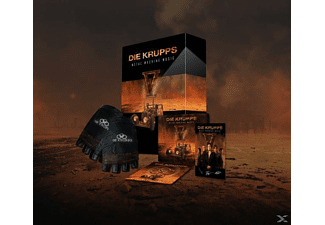 Die Krupps - V-Metal Machine Music  Deluxe-Box - (CD)
