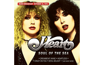 Heart - Soul Of The Sea/Radio Broadcast - (CD)