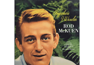 Rod Mckuen - Anywhere I Wander - (CD)