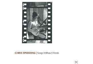 Spedding Chris - Songs Without Words [CD]