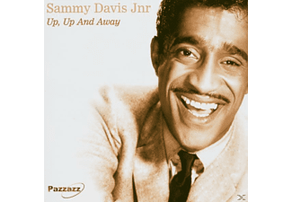 Sammy Davis Jr. - Up, Up & Away [CD]