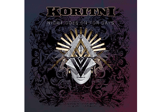 Koritni - Night Goes On For Days (CD)