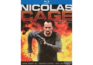 Nicolas Cage Box | Blu-ray