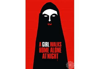 Girl Walks Home Alone At Night | DVD