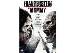 Frankenstein Vs The Mummy | DVD