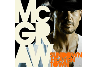 Tim McGraw - Sundown Heaven Town - (CD)