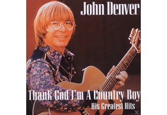 John Denver - Thank God I'm a Country Boy - His Greatest Hits (CD)