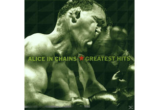 Alice in Chains - GREATEST HITS [CD]