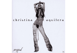 Christina Aguilera - STRIPPED [CD]