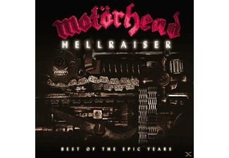 Motörhead - Hellraiser-Best Of The Epic Years - (CD)