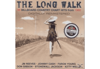 VARIOUS - The Long Walk - (CD)