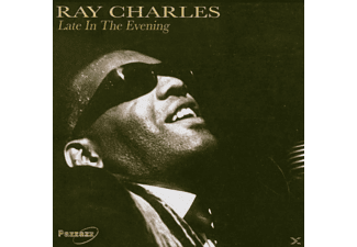 Ray Charles - Late In The Evening - (CD)