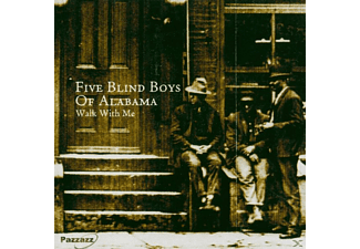 The Blind Boys Of Alabama - Walk With Me - (CD)