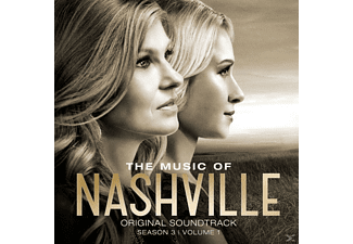 Nashville Cast - The Music Of Nashville Season 3 Vol. 1 - (CD)