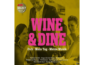 VARIOUS - Focus Edition: Wine & Dine [CD]