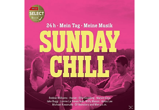 VARIOUS - Focus Edition: 24h-Sunday Chill [CD]