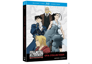 Fullmetal Alchemist: Brotherhood - OVA Collection - (Blu-ray)