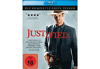 Justified - Staffel 1 - (Blu-ray)