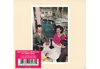 Led Zeppelin - Presence (Reissue) [CD]