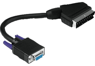HAMA ADAPTER 15PIN HDD-SCART - (122245)
