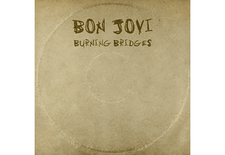 Bon Jovi - Burning Bridges | CD