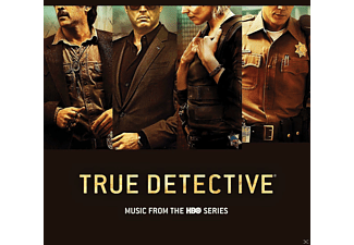 VARIOUS - True Detective - (CD)