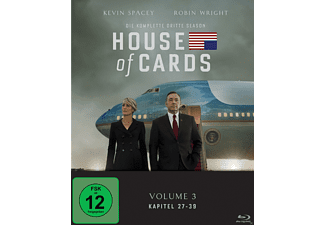 House of Cards - Staffel 3 - (Blu-ray)