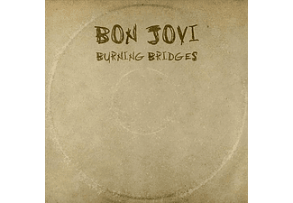 Bon Jovi - Burning Bridges (CD)