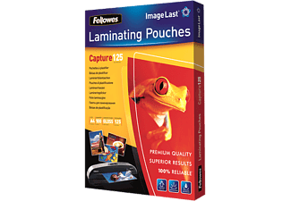 FELLOWES 125 Micron Lamineerhoes Glanzend A4 - 100 pak