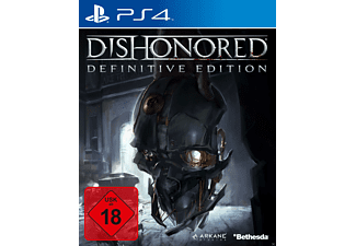 Dishonored - Definitive Edition (Software Pyramide) [PlayStation 4]