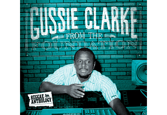 Gussie Clarke, Various - From The Foundation-Reggae Anthology (2cd+Dvd) - (CD + DVD Video)