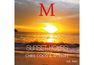 Chris Coco;Afterlife;Various -  Sunset Hours. Marini's On 57 Vol.2 [CD]