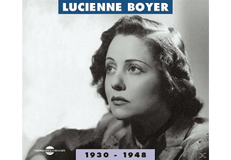 Lucienne Boyer - 1930-1948 - (CD)