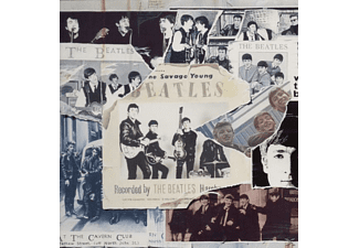 The Beatles - Anthology Vol.01 - (Vinyl)