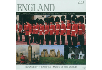VARIOUS - Sounds Of England - (CD)