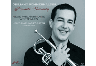 Neue Philharmonie Westfalen - Romantic Virtuosity - (CD)