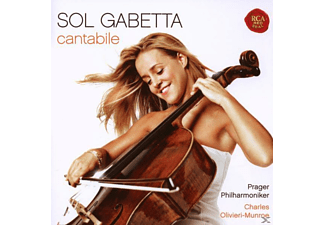 Sol Gabetta - Cantabile - (CD)