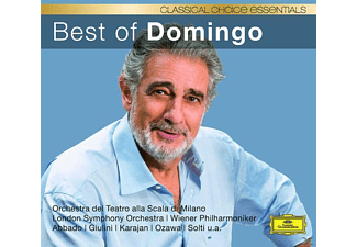Plácido Domingo - Best Of Domingo (Cc) - (CD)