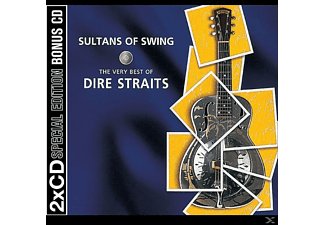 Dire Straits - SULTANS OF SWING - THE VERY BEST (SPECIAL EDITION) - (CD)