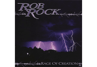 Rob Rock - Rage Of Creation [CD]
