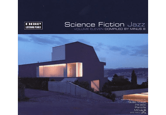 VARIOUS - Science Fiction Jazz Volume Eleven - (CD)