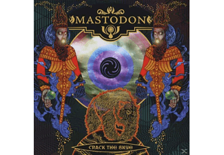 Mastodon - Crack The Skye - (CD)