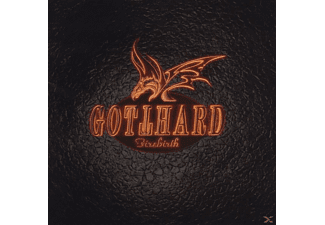 Gotthard - Firebirth [CD]